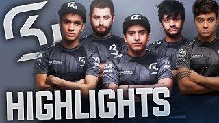 CS:GO - SK Gaming HIGHLIGHTS OF 2017 (RANK 1 in World)