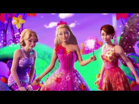 Bup be Barbie canh cua bi mat