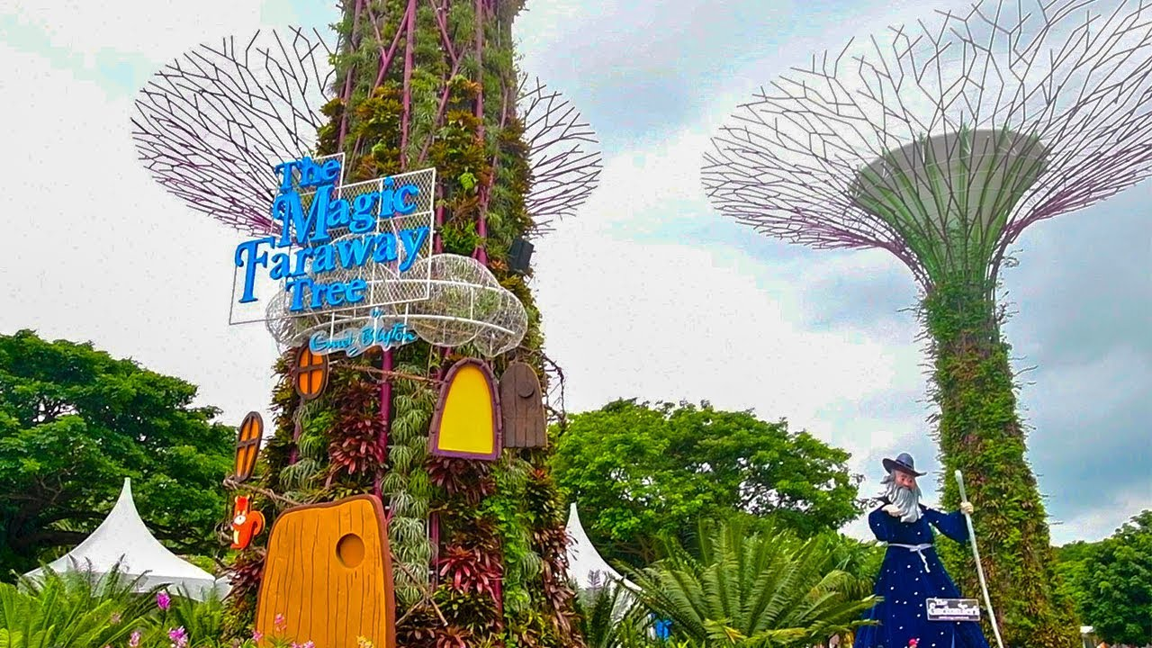 Childrenu2019s Festival @ Gardens By The Bay (Experience The Enduring Magic Of  Enid Blyton)
