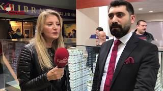 Ömür İstanbul Satış Müdürü Emin Akkılıç  röportaj