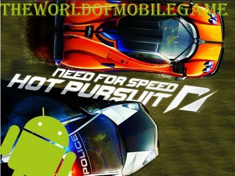 Android- How To Download NFS Hot Pursuit For Free