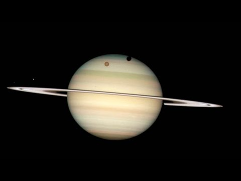 NASA: Saturn's moon has almost all conditions to support life