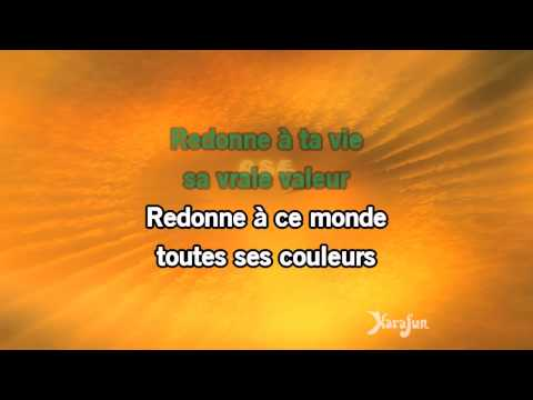 Karaoké Ose - Yannick Noah *