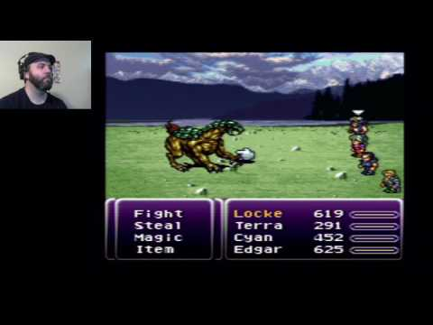 Coffee and Games - Final Fantasy VI pt. 10 - SLAM-dancing!