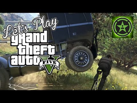 Let's Play – GTA V – Hasta La Vista
