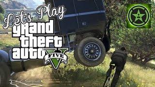 Let's Play: GTA V - Hasta La Vista