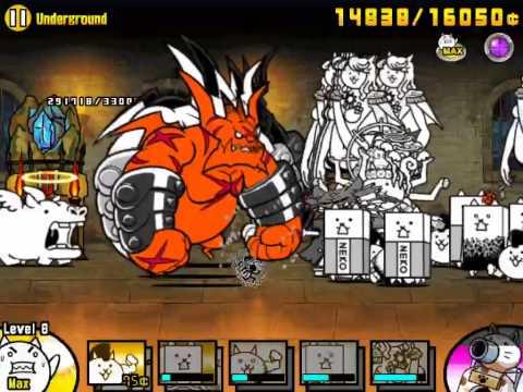 Lion cat battle cats hack