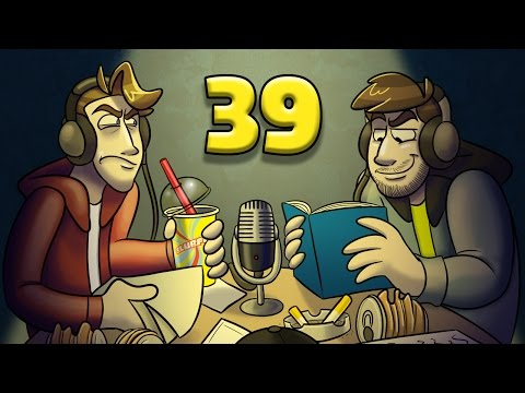 SuperMegaCast - EP 39: Dirty Laundry