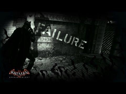 Batman : Arkham Knight The Music Video Ft Breaking Benjamin Failure [Mozartskull] [HD]