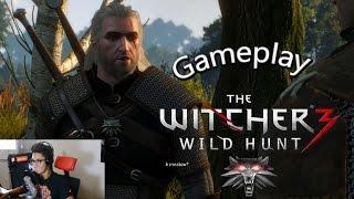 KuroX- The Witcher 3: Wild Hunt Gameplay   Ultra Settings/60fps