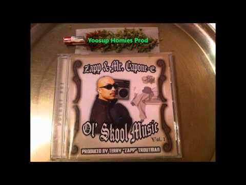 Mr Capone-E & Zapp - Intro Ol'Skool Music Vol 1