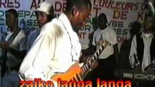 zaiko langa langa et papa wemba en 2001