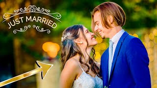 Our Oldest Son Got MARRIED! Branson And Mara Are Officially Husband And Wife!
