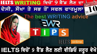 IELTS writing How to get a high score on Task 1 of the IELTS  …