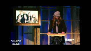 ROB ZOMBIE INDUCTS ALICE COOPER, ELTON INDUCTS LEON INTO ROCK AND ROLL HALL OF FAME