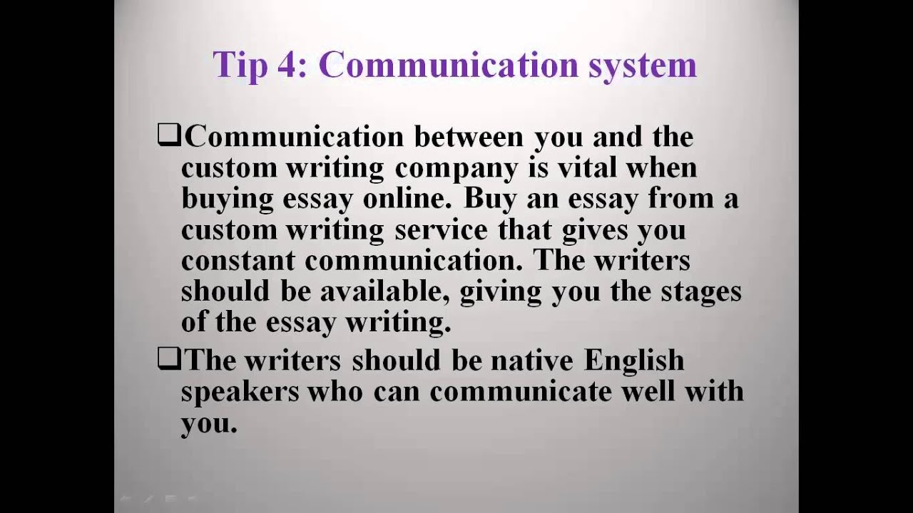 buy essay Buy essay - you are still hesitating, trying to figure out what are the benefits of buying an essay we're here to hone your writing to perfection.