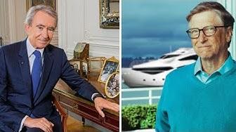 So leben die 5 reichsten Menschen der Welt privat