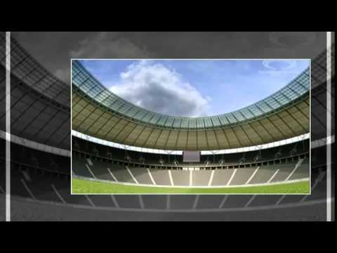 Olympiastadion / Olympic Stadium - Berlin, Germany