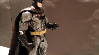 The Batman STOP MOTION Episode 1: Strike Fear