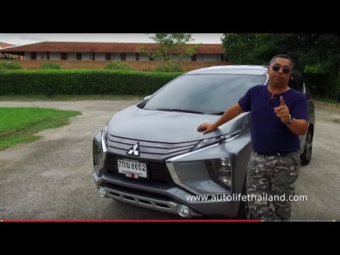 ลองขับ!! Mitsubishi Xpander Cross Over ไซส์ยักษ์  by autolifethailand