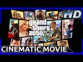 Grand Theft Auto: V - Cinematic Rockstar Editor Movie (1080p HD)
