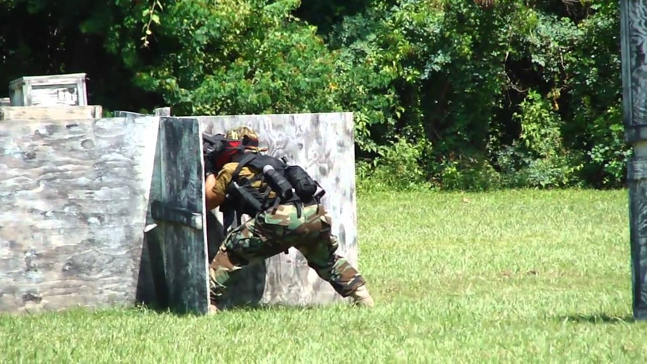 Paintball orleans