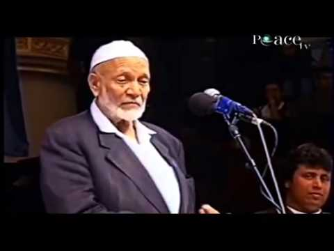 What Makes Good Friday Good - Public Lecture By Sheikh Ahmed Deedat - Part 1 and 2
