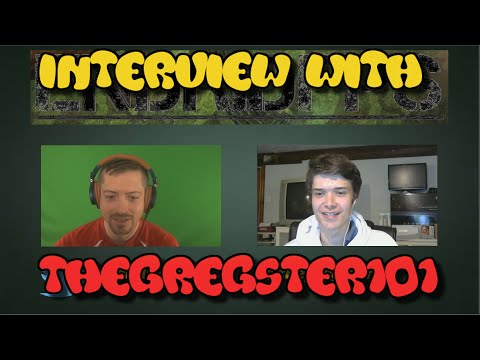 Interview with thegregster101