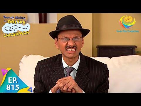 Taarak Mehta Ka Ooltah Chashmah - Episode 815 - Full Episode