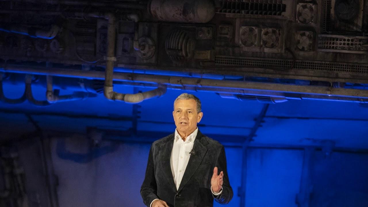 Daily Crunch: Disney CEO Bob Iger steps down
