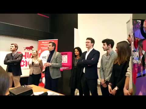 Conférence de Presse We Love Start-Up en direct de la Lyon French Tech