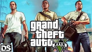 Let's Play GTA 5 PS4 Gameplay German Deutsch Part 1 - First Person Gameplay / Ego Perspektive