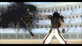 Fairy tail amv Four Dragon Slayers [ Three Days Grace -- Time Of Dying]
