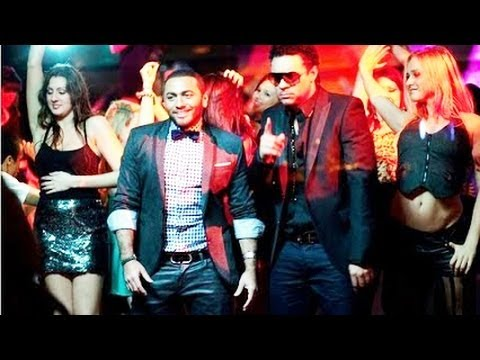Tamer Hosny Ft Shaggy - Smile / كليب تامر حسني و شاجي