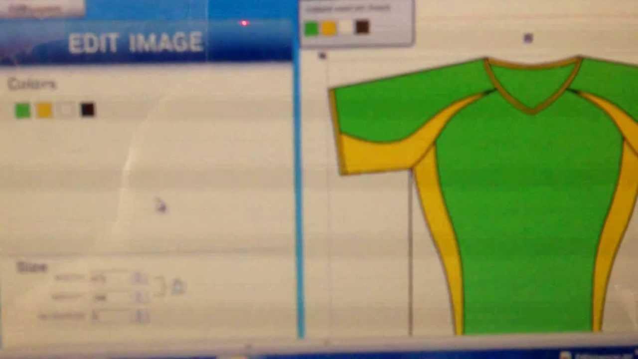 1ec1fb0ba DTI Sports Custom Soccer Uniform Design Center - YouTube