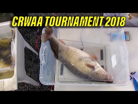 Columbia River March Walleye Tournament 2018
