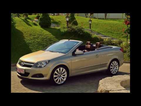Scholl Concepts Opel Astra Twintop 20 Turbo 200 Hp 2007 Cabrio
