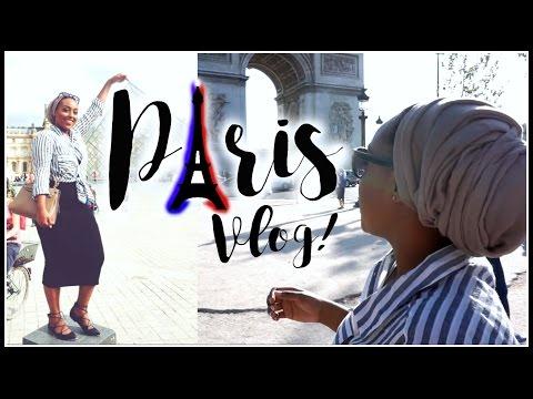 WOKE UP IN PARIS?! | Travel Diary #2