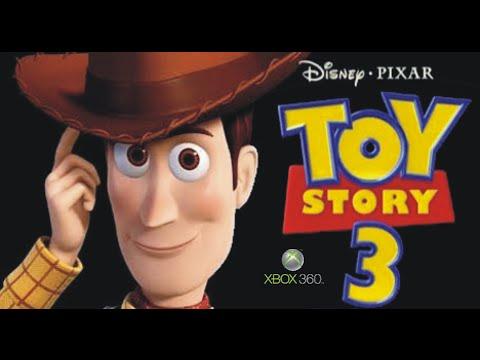 Toy Story 3 - O jogo (the game) - Xbox 360