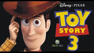 Toy Story 3 - O jogo (the game) - Xbox 360 ‹ SAMMYJUKA ›