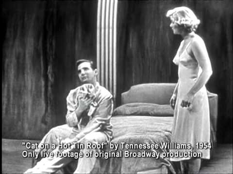 Cat on a Hot Tin Roof Original Cast .avi