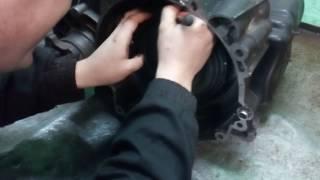 видео Замена сцепления DSG6 / DSG7