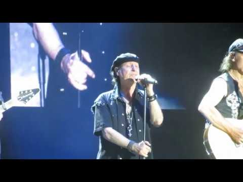 Scorpions - Follow Your Heart / Eye of the Storm / Send Me an Angel - live in Tel Aviv - 19.07.18