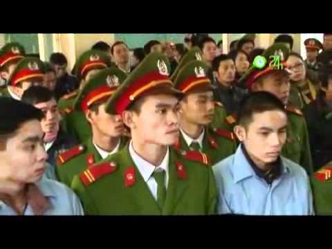 Xử án Tử Hình Lê Văn Luyện tại TAND tỉnh Bắc Giang [sáng 11/1/2012]