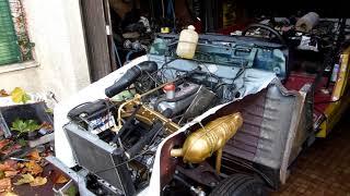 Démarrage Rodéo ACL à moteur R5 Alpine