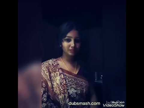 Archana wayanad first time trying dubsmash in Tamil
