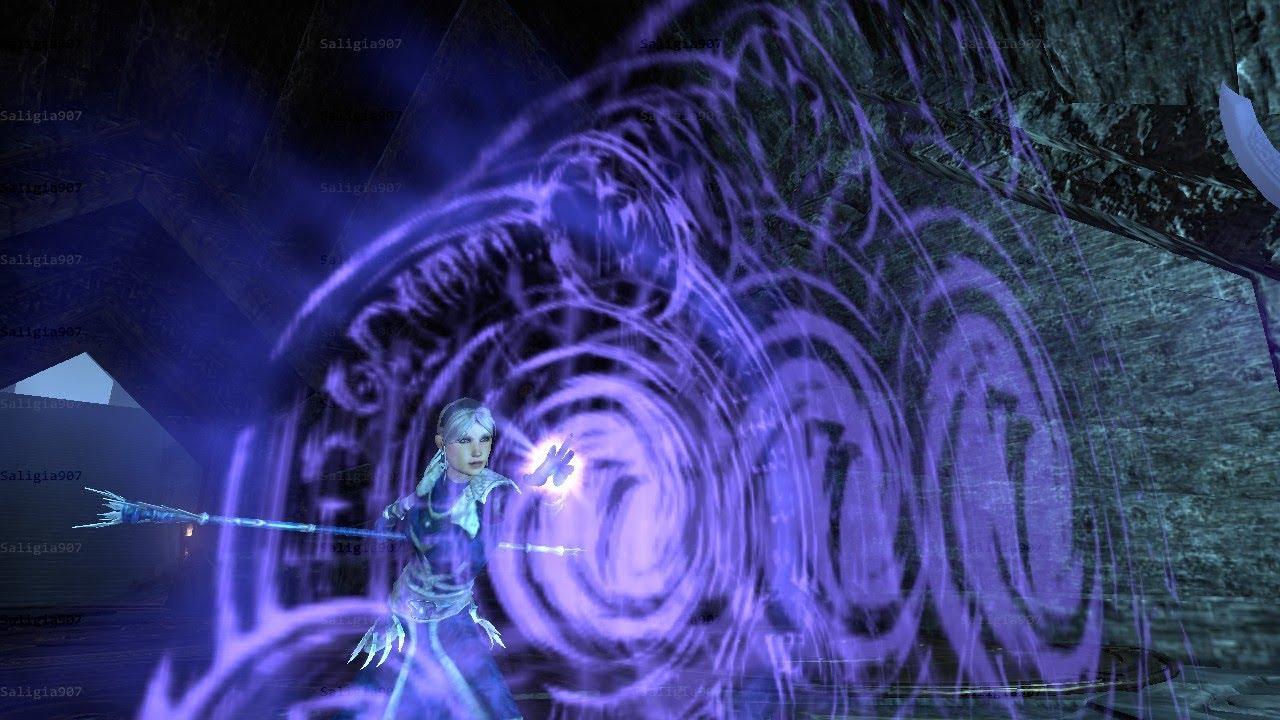 ESO Magicka Sorcerer Rotation (Dragonhold)