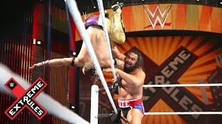 Kalisto vs. Rusev - United States Title Match: WWE Extreme Rules 2016 on WWE Network