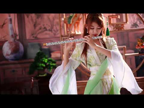 Beautiful Chinese Music - Bambo flute zither Music Ever - Relaxing Music