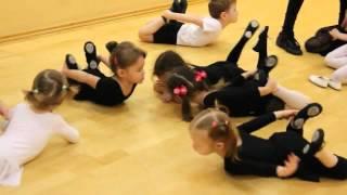Открытый урок 16.12.2015 (ф.Восточный, гр.2-3 Детская Шоу-хореография)